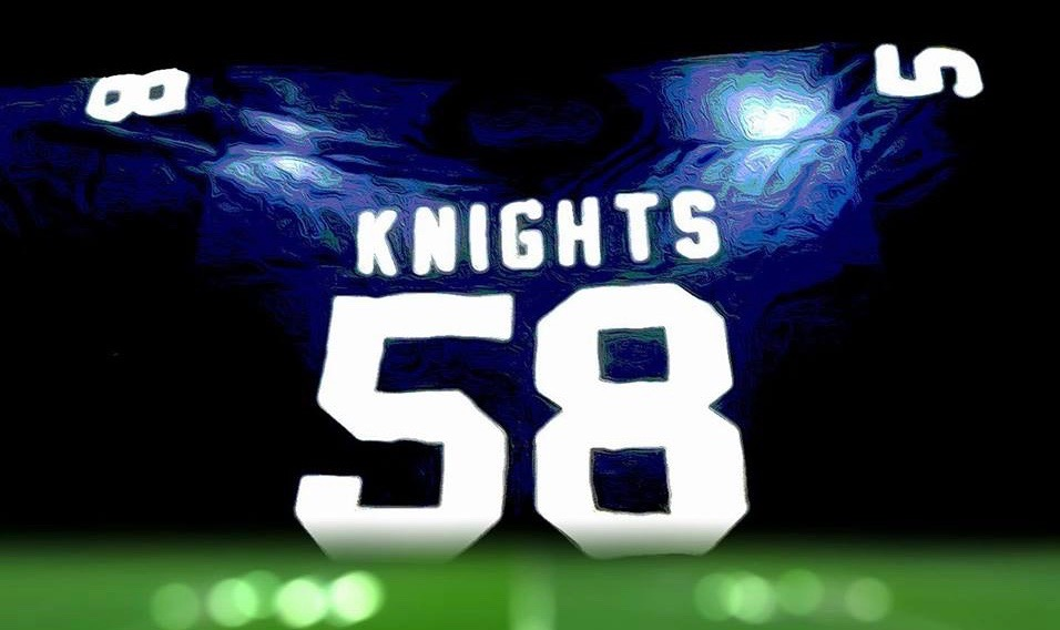 "Full Scoop: Q&A with Antonio Salliant, the creator of ""Knights 58"""